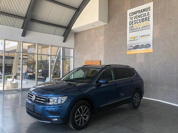 Volkswagen Tiguan 2018 1.4 Comfortline Plus At