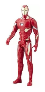 Iron Man Figura Articulada Marvel Hasbro - Giro Didáctico