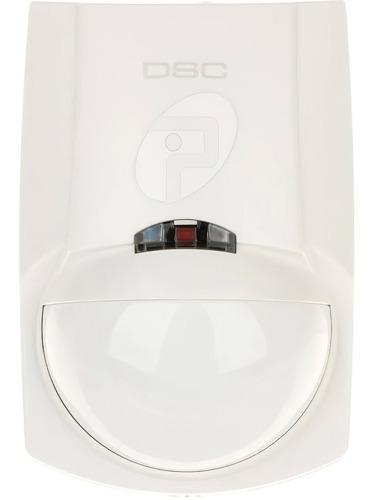 Sensor Movimiento Detector Antimascota Pir Alarma Dsc Lc100
