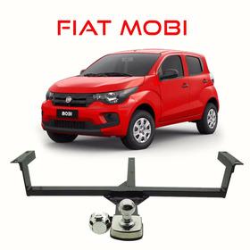 Engate  Mobi/ Reboque Rabicho Inmetro Fiat Mobi /reforçado