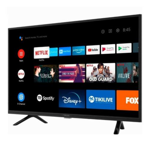 Imagen 1 de 10 de Led Recco32 Smart Tv Hd Android (primevideo/disney+/netflix)
