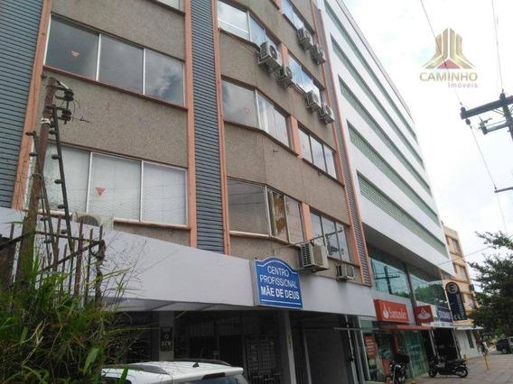 Sala A Venda, Em Frente Ao Hospital Mãe De Deus Em Porto Alegre - Sa0128
