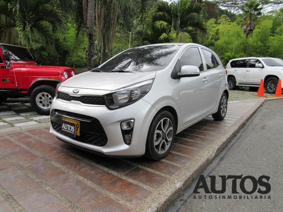 Kia Picanto All New At Hatchback Cc1250