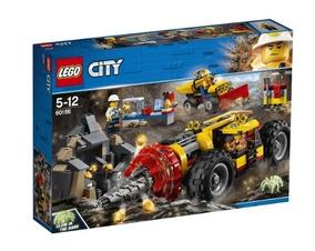 Lego City - Perfuradora Pesada De Mineração - 60186