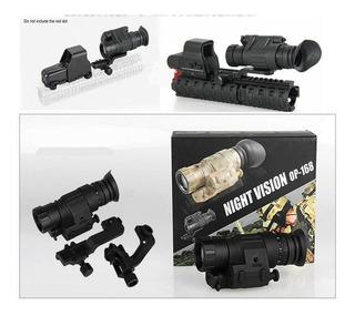 Monocular Vision Nocturna Rifle, Hd Digital, Caceria