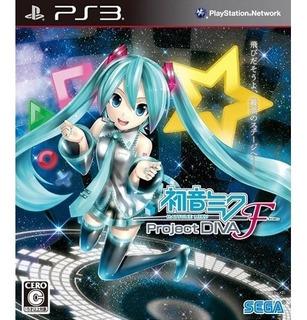 Hatsune Miku Project Diva F 1 - 2