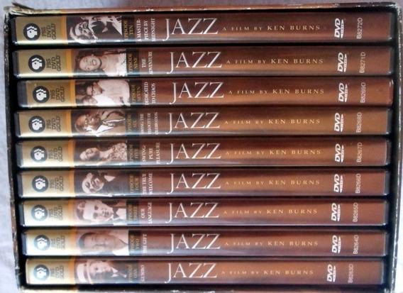Ken Burns Jazz Set 10 Dvds
