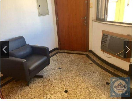 Sala À Venda, 85 M² Por R$ 170.000 - Centro - Santos/sp - Sa0095