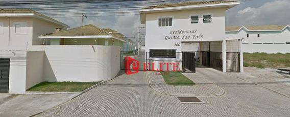 Quinta Dos Ypês, Casa Residencial À Venda Com 2 Quartos, Parque Dos Ipês, São José Dos Campos. - Ca1875