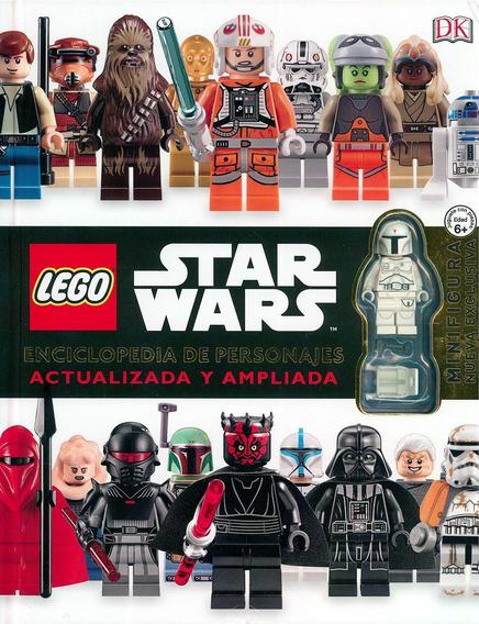 Lego Sw Enciclopedia De Personajes