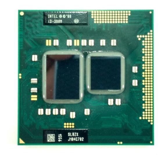 Processador Intel Core I3 380m Notebook Hp G42