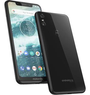 Smartphone Motorola One Xt-1941-4 64gb D 5.9 13+2mp Lacrado