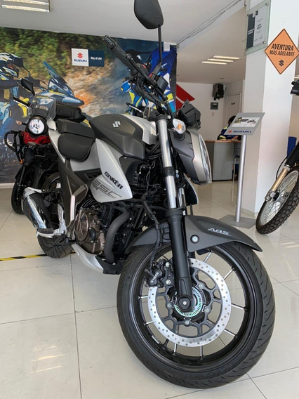 Suzuki Gixxer 250 Abs 2020 Nueva
