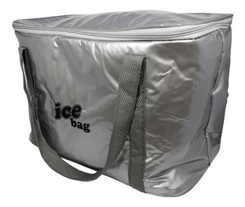 Imagem 1 de 2 de Bolsa Semi Térmica 20 Litros Bag Freezer