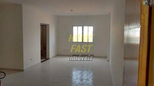 Imagem 1 de 14 de Sala Para Alugar, 34 M² Por R$ 1.250/mês - Gopoúva - Guarulhos/sp - Sa0172
