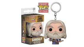 Funko Pop Llavero Gandalf The Lord Of The Rings Pocket Nuevo