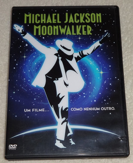Michael Jackson Moonwalker Dvd Original Importado