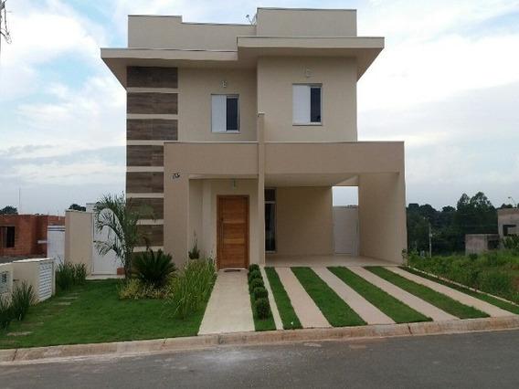 Casa No Condomínio Gran Ville São Venâncio - Jardim Primavera - Jundiaí. - Ca01383 - 32038166