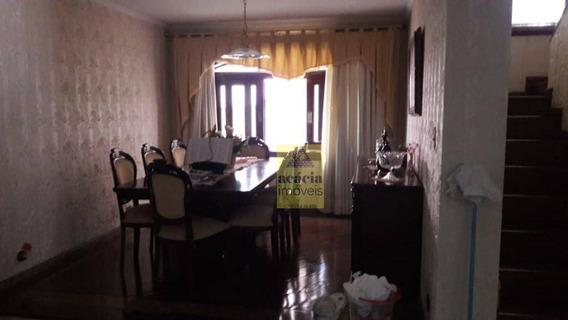 Sobrado Com 4 Dormitórios À Venda Por R$ 2.000.000,00 - City América - São Paulo/sp - So2689