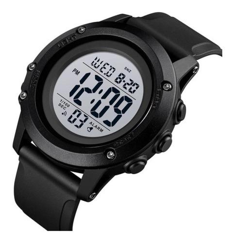 Imagen 1 de 6 de Reloj Tipo Militar Sport Navy Seal 4 Colores Sumergible 50m