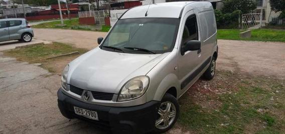 Renault Kangoo 1.6 2 Furgon Confort Cd Svt 1plc 2014
