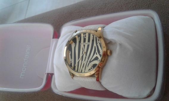 Relógio Feminino Mondaine Original Prova D