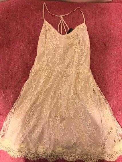 Vestido Abercrombie