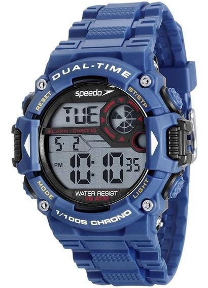 Relógio Masculino Speedo Esportivo 0evn-p2 100 Metros