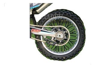 Popotes Cubre Rayos Moto Varios Colores 72 Piezas