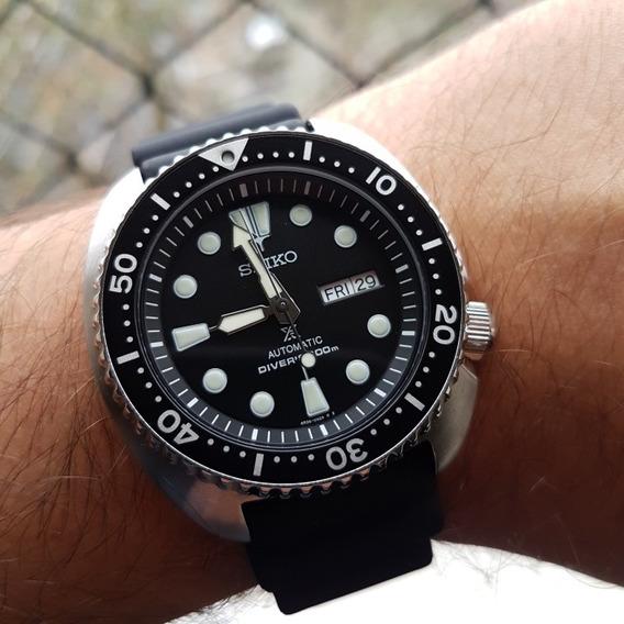 Relógio Seiko Turtle Srp777 K - Completo P.entrega Sem Uso