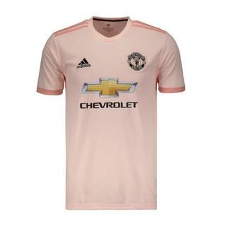 Camisa Fc Manchester United Oficial Temporada - 2018/2019