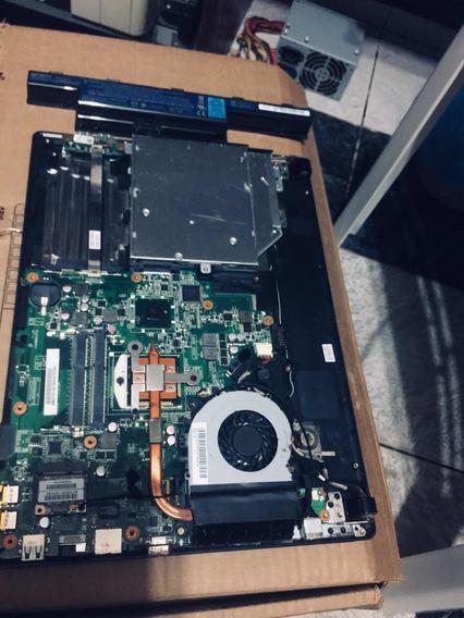 Placa Mãe Processador Carcaça - Notebook Acer - Aspire 4739z