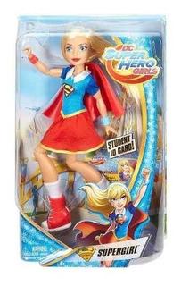 Muñeca Mattel Super Heroes Super Girl Super Chica