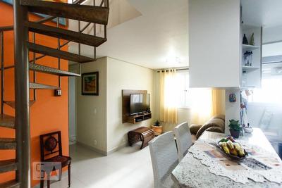 Apartamento No 20º Andar Com 2 Dormitórios E 2 Garagens - Id: 892906998 - 206998