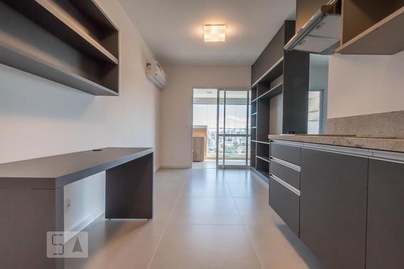 Apartamento Para Aluguel - Brooklin, 1 Quarto, 41 - 893053821