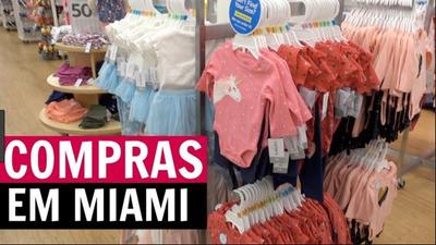 Enxoval Do Bebe Em Miami: Curso Consultoria Completa!