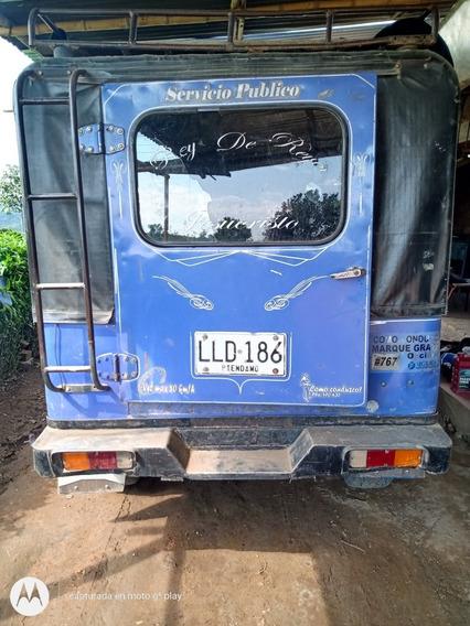 Jeep 1979 Ford Llanero
