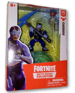 Fortnite Battle Collection Carbide Epic Games 5cm