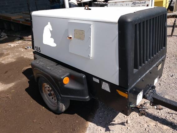 Compresor Marca Sullair Modelo 185ca