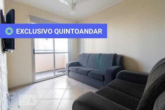 Apartamento No 1º Andar Mobiliado Com 3 Dormitórios E 1 Garagem - Id: 892969586 - 269586