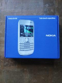 Celular Desbloqueado Nokia E 600 8gb Touchscreen Novo