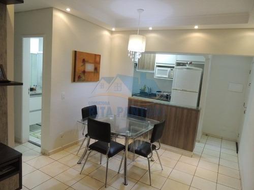 Imagem 1 de 15 de Apartamento, Parque Industrial Lagoinha, Ribeirão Preto - A4507-v
