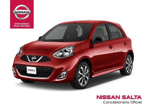 Nissan March En Nissan Salta Concesionario Oficial