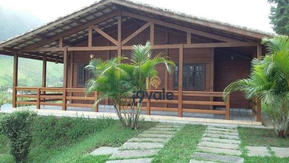 Chácara Com 5 Dormitórios À Venda, 100000 M² Por R$ 3.700.000 - Rodovia Tamoios - São José Dos Campos/sp - Ch0051