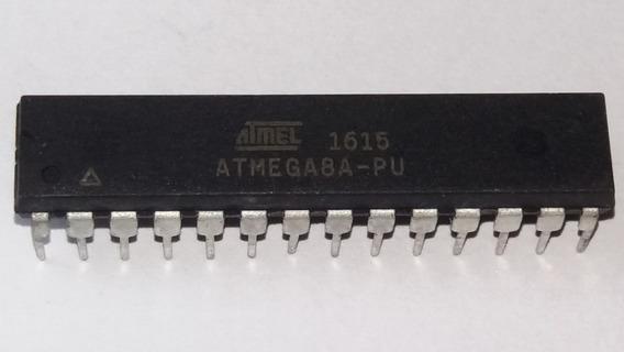 Microcontrolador Atmega8a-pu Dip28