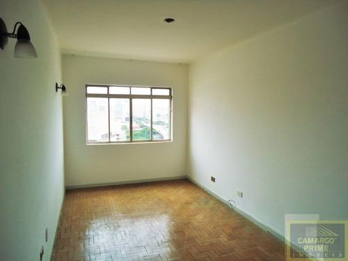 Oportunidade Única!!!  Apartamento Com 64 Metros Com 2 Dormitórios ,vaga Segurança 24 Na Água Branca - Eb87193
