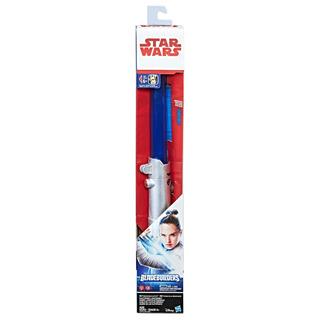Star Wars Rey Sable Hasbro Luz Y Sonidos. Bladebuild