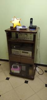 Equipo De Audio + Rack