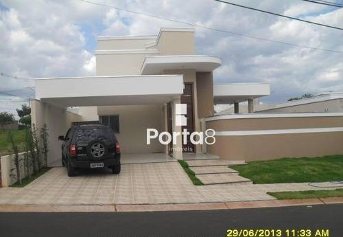 Casa Com 3 Dormitórios À Venda, 200 M² Por R$ 790.000,00 - Residencial Village Damha Rio Preto Ii - São José Do Rio Preto/sp - Ca0264