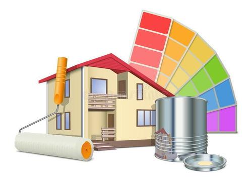 Imagem 1 de 1 de Fazemos Pintura De Casa